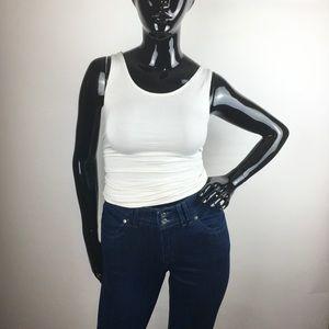 Levi's Skinny Jean with Flap Back Pockets